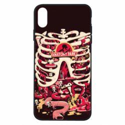 Чохол для iPhone Xs Max Anatomy Park - FatLine