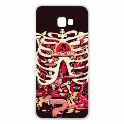 Чохол для Samsung J4 Plus 2018 Anatomy Park - FatLine