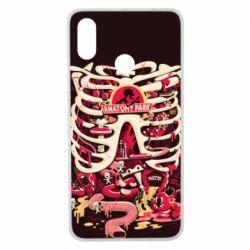 Чохол для Xiaomi Mi Max 3 Anatomy Park - FatLine