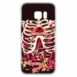Чохол для Samsung S7 Anatomy Park - FatLine