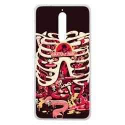 Чохол для Nokia 8 Anatomy Park - FatLine