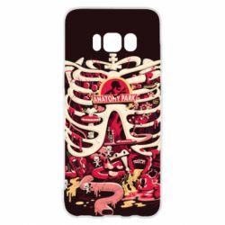 Чохол для Samsung S8 Anatomy Park - FatLine