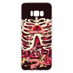Чохол для Samsung S8+ Anatomy Park - FatLine