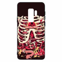 Чохол для Samsung S9+ Anatomy Park - FatLine