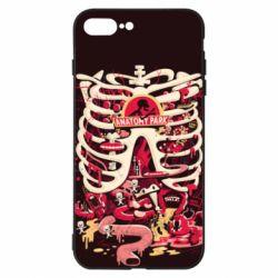 Чохол для iPhone 8 Plus Anatomy Park - FatLine