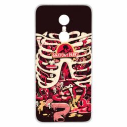 Чохол для Xiaomi Redmi 5 Anatomy Park - FatLine