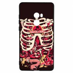 Чохол для Xiaomi Mi Mix 2 Anatomy Park - FatLine