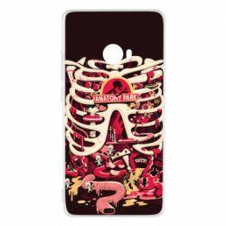 Чохол для Xiaomi Mi Note 2 Anatomy Park - FatLine