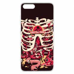 Чохол для Xiaomi Mi Note 3 Anatomy Park - FatLine