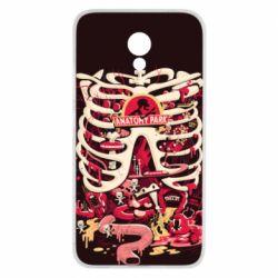 Чохол для Meizu M5c Anatomy Park - FatLine