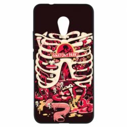 Чохол для Meizu M5s Anatomy Park - FatLine