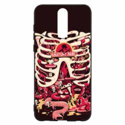 Чохол для Huawei Mate 10 Lite Anatomy Park - FatLine