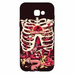 Чохол для Samsung A7 2017 Anatomy Park - FatLine