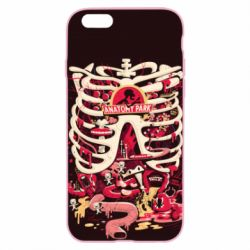Чохол для iPhone 6 Plus/6S Plus Anatomy Park - FatLine