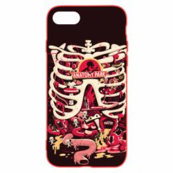 Чохол для iPhone 7 Anatomy Park - FatLine