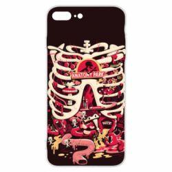 Чохол для iPhone 7 Plus Anatomy Park - FatLine