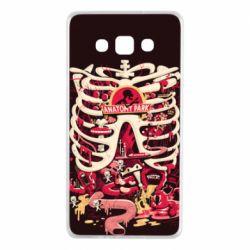 Чохол для Samsung A7 2015 Anatomy Park - FatLine