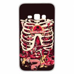 Чохол для Samsung J1 2016 Anatomy Park - FatLine