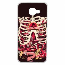Чохол для Samsung A7 2016 Anatomy Park - FatLine