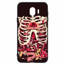 Чохол для Samsung J4 Anatomy Park - FatLine