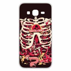 Чохол для Samsung J5 2015 Anatomy Park - FatLine