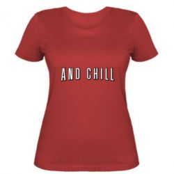 Жіноча футболка And Shill