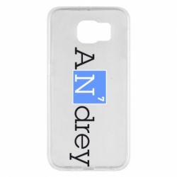Чехол для Samsung S6 Andrey