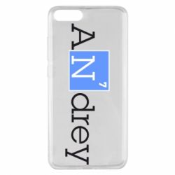Чехол для Xiaomi Mi Note 3 Andrey