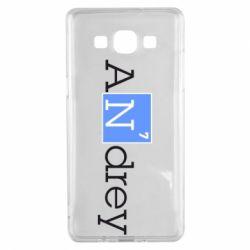Чехол для Samsung A5 2015 Andrey