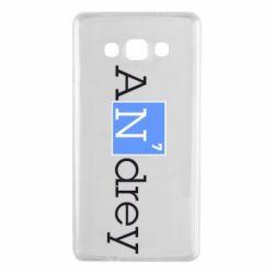 Чехол для Samsung A7 2015 Andrey