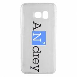 Чехол для Samsung S6 EDGE Andrey