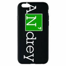 Чехол для iPhone 6/6S Andrey