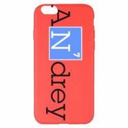 Чехол для iPhone 6 Plus/6S Plus Andrey