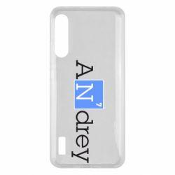 Чохол для Xiaomi Mi A3 Andrey
