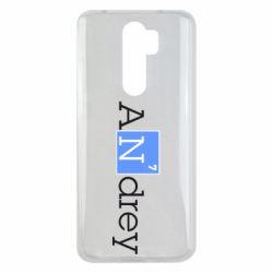 Чехол для Xiaomi Redmi Note 8 Pro Andrey