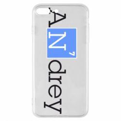 Чехол для iPhone 8 Plus Andrey