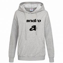 Женская толстовка Andro - FatLine