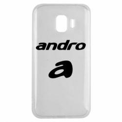Чохол для Samsung J2 2018 Andro
