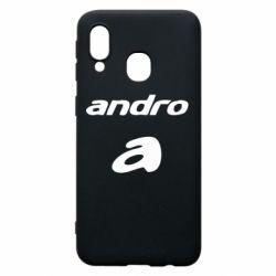 Чохол для Samsung A40 Andro
