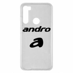 Чохол для Xiaomi Redmi Note 8 Andro