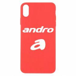 Чохол для iPhone X/Xs Andro