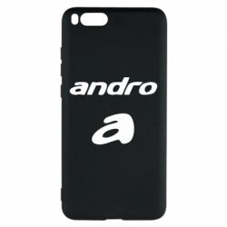 Чохол для Xiaomi Mi Note 3 Andro
