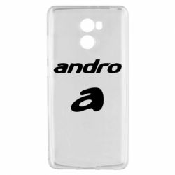 Чохол для Xiaomi Redmi 4 Andro