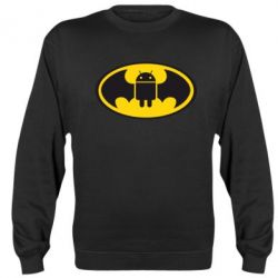 Реглан Android Batman - FatLine