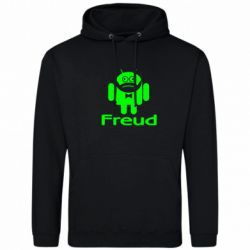 Толстовка Android Freud