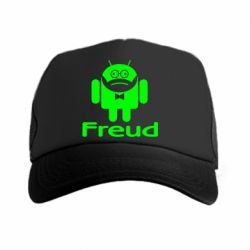 Кепка-тракер Android Freud - FatLine
