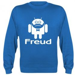 Реглан (свитшот) Android Freud