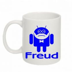 Кружка 320ml Android Freud