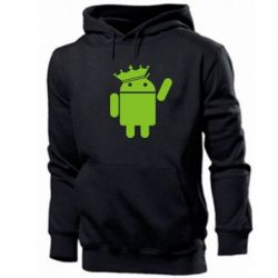 Толстовка Android King