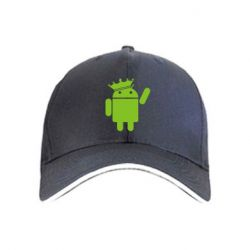 кепка Android King - FatLine